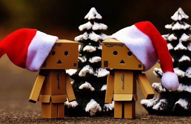separación en Navidad